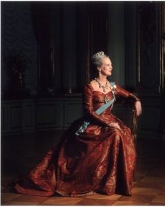 HM Queen Margrethe of Denmark