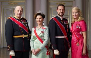 Royal family Norway