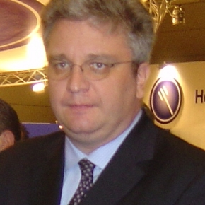 His Royal Highness Prince Laurent of Belgium Attends a Film Première.