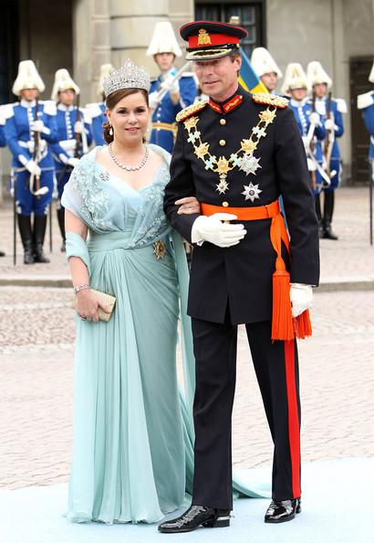 Grand Duchess Maria Teresa Of Luxembourg. Grand Duchess Maria Teresa
