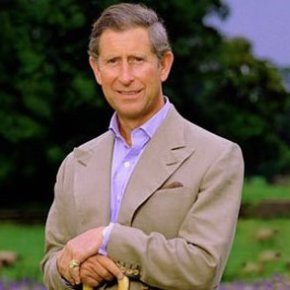 His Royal Highness The Prince of Wales Discusses the Importance of Taking Care of the Environment.
