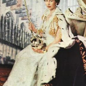 The Queen's Coronation 1953: An Exhibition at Buckingham Palace. (VIDEO)