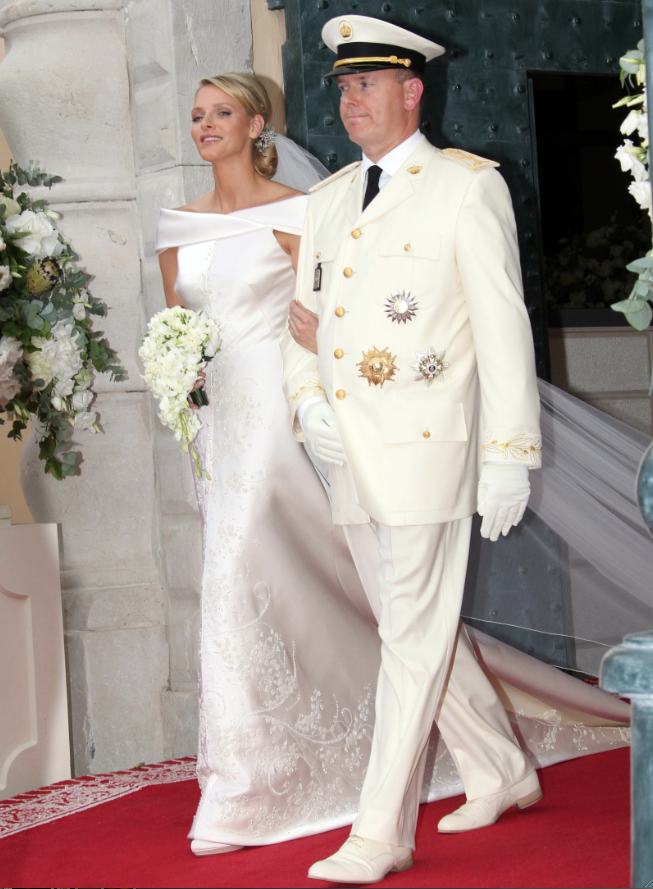 Monaco Princely Wedding: New Video of Their Serene Highnesses ...