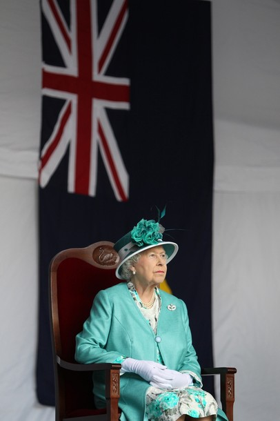 Her Majesty Queen Eliz...