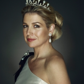 Her Majesty Queen Maxima of the Netherlands Attends the 10th Internationaal Franz LisztPianoconcours.