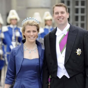 THs Hereditary Prince Hubertus and Hereditary Princess Kelly of Saxe-Coburg and Gotha Are Expecting Their First Child.