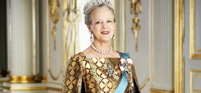 HM Margrethe II