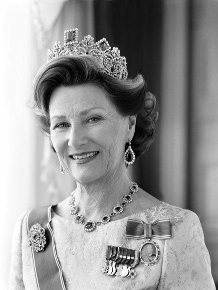 HM Queen Sonja of Norway