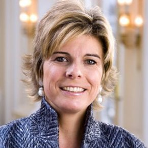 HRH Princess Laurentien of the Netherlands Opens LiteracyWeek.