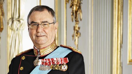 Принц-консорт Хенрик принял решение о выходе на пенсию