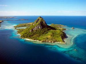 Crown Beach Cook Islands