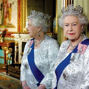 Classic Video News Clips of Her Majesty Queen Elizabeth II and His Royal Highness The Prince of Wales.