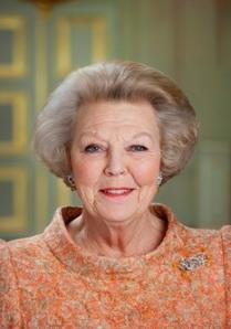 Queen Beatrix 2012