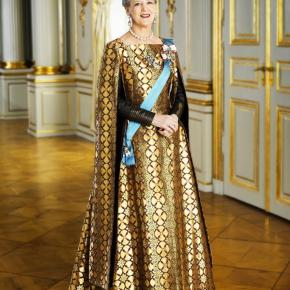 Her Majesty Queen Margrethe II of Denmark Inaugurates a New Building.