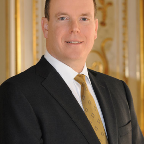His Serene Highness Prince Albert II of Monaco Visits Baku, Azerbaijan.