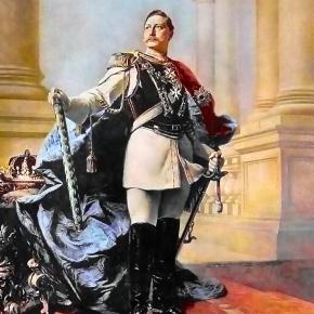 Friedrich Wilhelm Viktor Albrecht von Preußen(VIDEO)