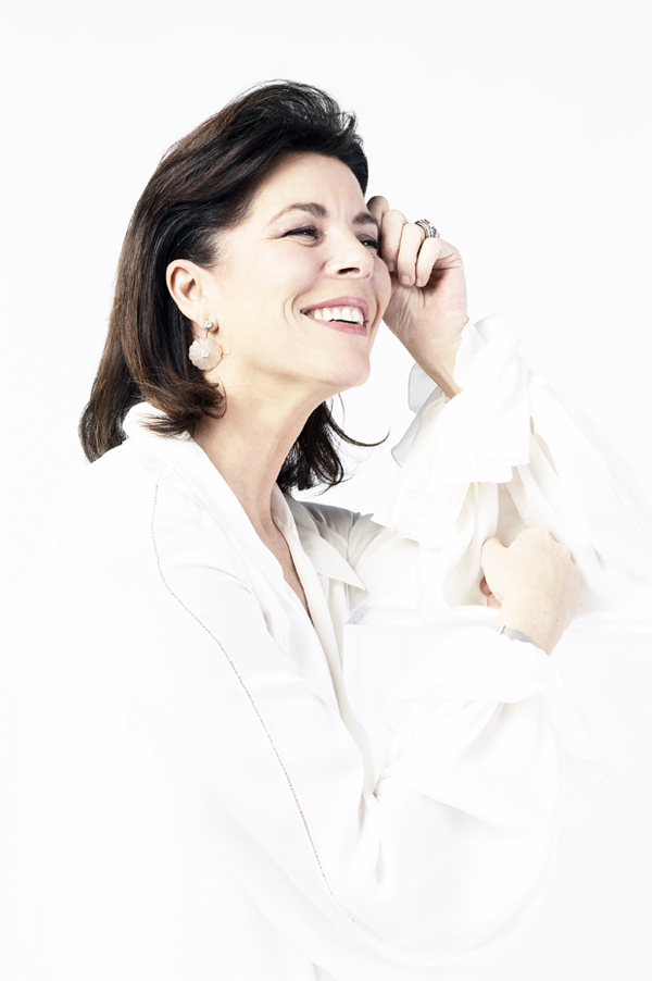 Her Royal Highness Princess Caroline of Hanover Becomes a