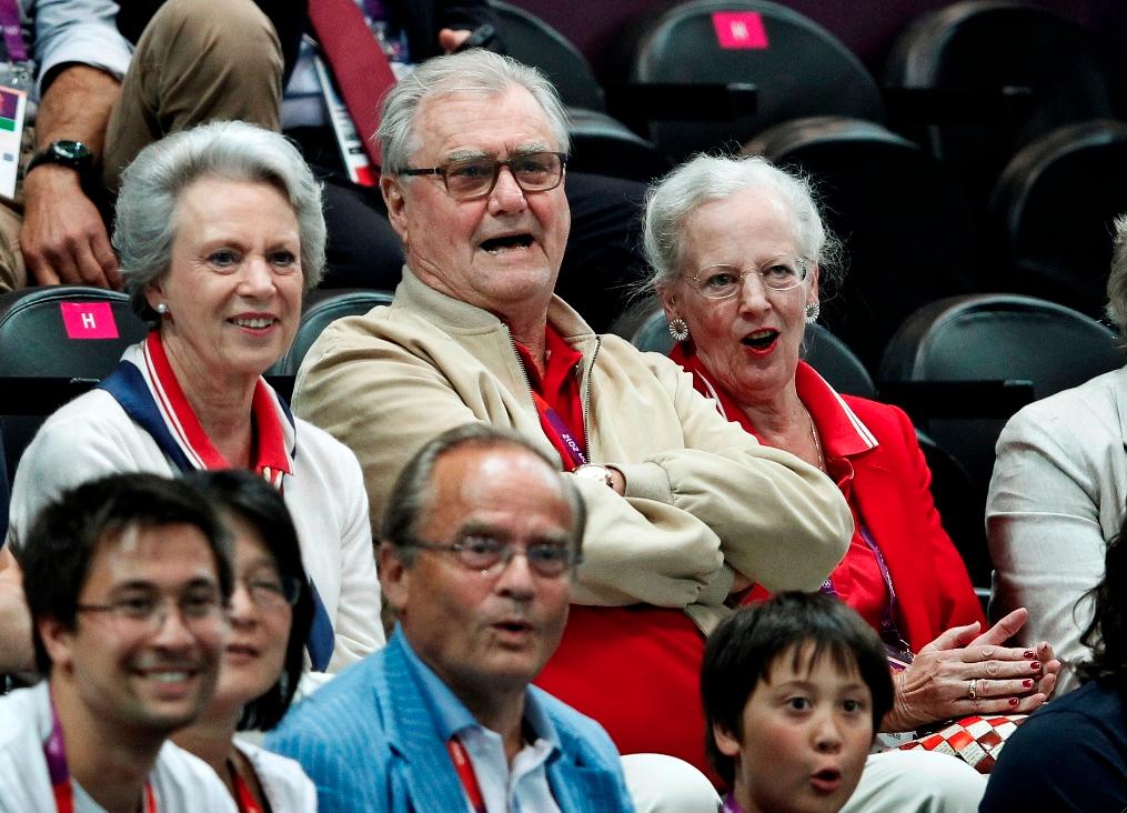 Familia real Dinamarca 2012-drf-olympics