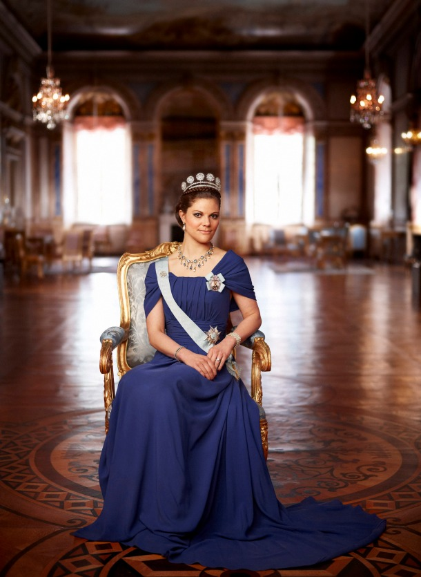 H.K.H. Kronprinsessan Victoria H.R.H. Crown Princess Victoria