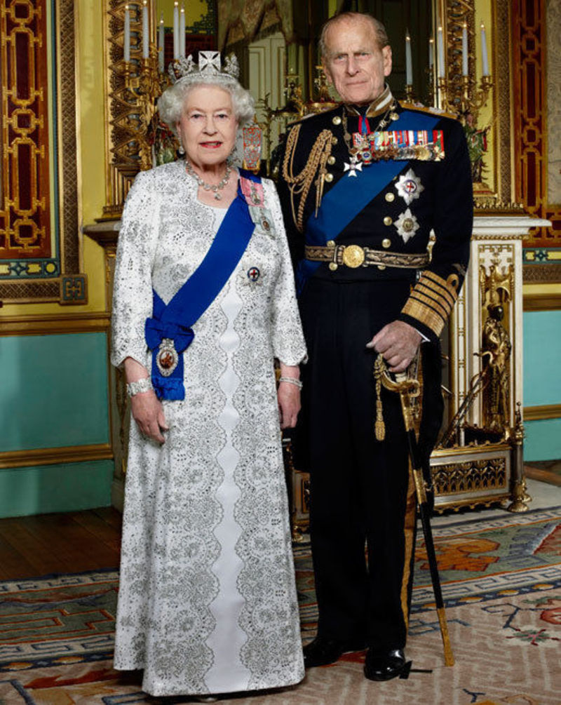Video Her Majesty Queen Elizabeth Ii And Hrh The Duke Of