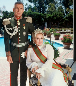 "Frederic, Prinz von Anhalt"" ""My Wife Had No Idea Her Leg Was Amputated!""  (VIDEO)"