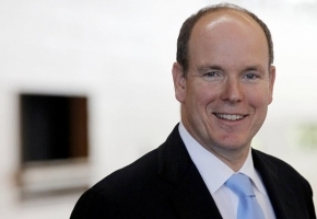 His Serene Highness Prince Albert II of Monaco in Brussels, Belgium.