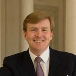 His Royal Highness Prince Willem-Alexander of Oranje Opens the Sarcoidosis Center.