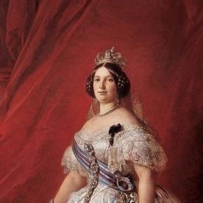 Reina Isabel II deEspaña