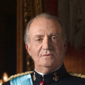 His Majesty King Juan Carlos I of Spain Holds an Audience with Alberto Núñez Feijóo.