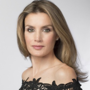 Her Royal Highness Princess Letizia of Asturias Holds Audiences.