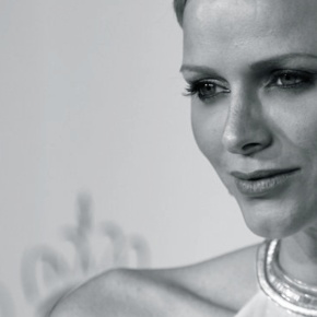 Her Serene Highness Princess Charlene of Monaco Attends the new Versace Store Opening in NYC.  Plus, Other News.