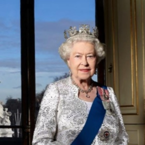 Her Majesty Queen Elizabeth II Attends a Reception at Marlborough House. (VIDEOS)