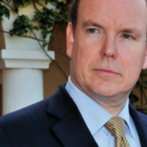 His Serene Highness Prince Albert II of Monaco Visits Turkey. Day One (VIDEO)