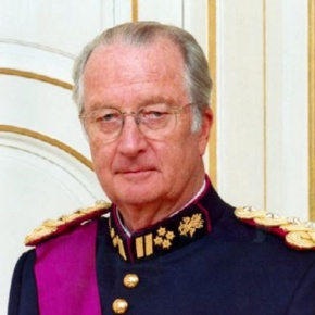 His Majesty King Albert II of Belgium Attends the Opening of a New Museum. (VIDEO)