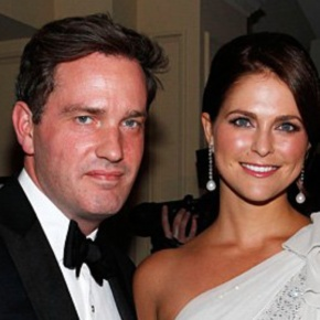 H.R.H. Princess Madeleine of Sweden and Mr. Christopher O'Neill Attend an AwardCeremony.