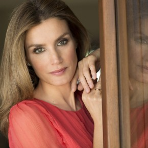 Her Royal Highness Princess Letizia of Asturias Visits XXXVI Salón del Libro Infantil y Juvenil de Madrid. (VIDEO)