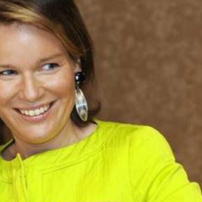 News Regarding Her Royal Highness Princess Mathilde of Belgium.