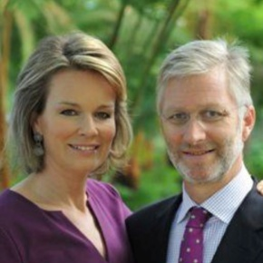 News Regarding Their Royal Highnesses Prince Philippe and Princess Mathilde of Belgium.