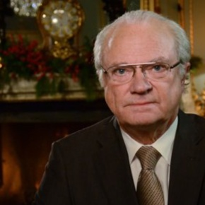 His Majesty King Carl XVI Gustaf of Sweden Delivers His Christmas Speech. (VIDEO)