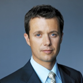 His Royal Highness Crown Prince Frederik of Denmark Attends the 2013 ICF Canoe Marathon World Championships.
