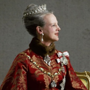 (VIDEO) HM Queen Margrethe II of Denmark Hosts a New Year's Reception.
