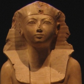 Queen Pharaoh: Hatshepsut
