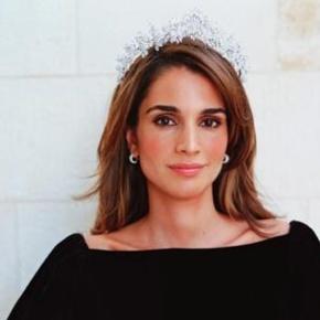 Her Majesty Queen Rania of Jordan Visits the Children's Museum inAmman.