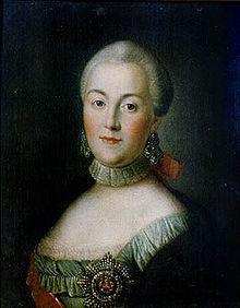 Katharina die Große: Die Zarin ausZerbst