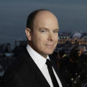 His Serene Highness Prince Albert II of Monaco Attends an Award Ceremony.