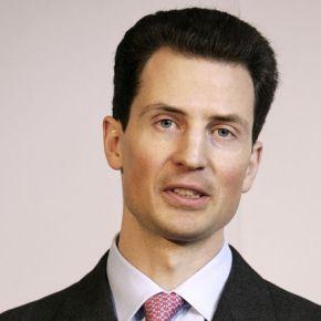 His Serene Highness Hereditary Prince Alois von und zu Liechtenstein Holds anAudience.