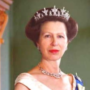 Her Royal Highness The Princess Royal Opens a New Library.(VIDEO)