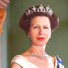 HRH The Princess Royal Attends a a Service of Remembrance.(VIDEOS)