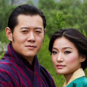 Their Majesties King Jigme Khesar Namgyel Wangchuck and Queen Jetsun of Bhutan Attend a Joint Convocation. (VIDEO)
