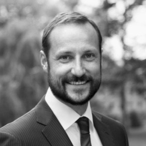 His Royal Highness Crown Prince Haakon of Norway Visits the University of Oslo.